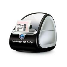 Dymo Label writer 450 turbo-aún más rápido imprimir! Thermo-presión directamente