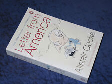 LETTER FROM AMERICA Alistair Cooke PB 2005. 60 years BBC Radio 4 stories US life