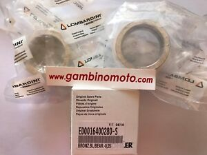 Bushings Engine Lombardini LDA80 0,25 Original Spare Part Lombardini