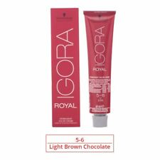 Schwarzkopf 5-6 Igora Royal 60 Ml Light Brown Chocolate