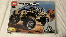 Lego Technic 8466: 4x4 Off Roader