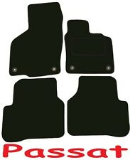 Vw Passat DELUXE QUALITY Tailored mats 2007 2008 2009 2010 2011 2012 2013
