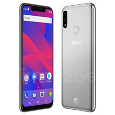 "BLU Vivo XI Plus V0310WW 6.2"" Unlocked 4G LTE 64GB Android Smartphone Silver New"