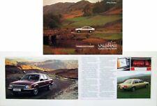 Vauxhall Range 1980-81 Carlton Viceroy Royale Original UK Sales Brochure Ed No 1