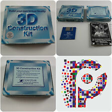 3D Construction Kit A Incentive Game for the Commodore Amiga tested & working
