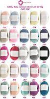 Sublime Baby Cashmere Merino Silk DK 50g - 45 Colours - Complete Range