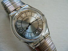 1994 Swatch Watch  Standard Godefroi GK175  LARGE BAND