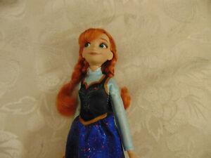 """Disney Frozen Anna 11"""" Doll"""