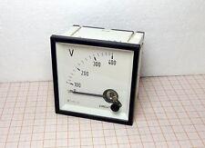 Voltmeter 400V AC 50Hz CIRCUTOR [0GE]