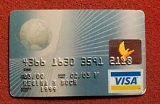 Cirrou Visa credit card exp 2003â—‡free shipâ—‡cc1759