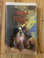 The Lord of the Rings (VHS, 2001, Clamshell)