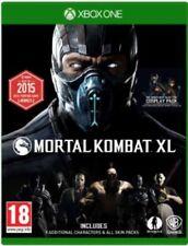Mortal Kombat XL (Xbox One) (UK IMPORT) neuf sous blister