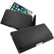 JJPRIME Universal Belt Holster Magnetic Flip Pouch Case Cover Mobile Phone UK