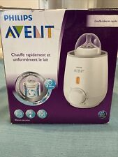 Philips Avent Fast Bottle Warmer - Scf35500 New/Sealed