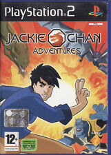 GIOCO PS2 JACKIE CHAN ADVENTURE ITALIANO