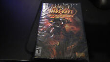World of Warcraft Cataclysm Collectors Edition Game DVD (Lil' Deathwing NA Code)