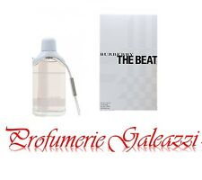 BURBERRY THE BEAT DONNA EDT NATURAL SPRAY VAPO - 75 ml