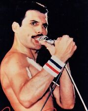Freddie Mercury Queen Sweat band Red white & blue rare replica item