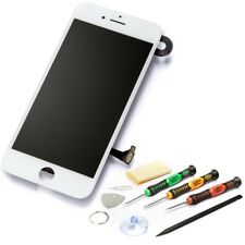 iphone 8 Display LCD Glas Touchscreen  Weiss + Werkzeug