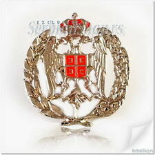 Fridge Magnet Cockade Coat of Arms Serbia Serbian Srbija Eagle in the Rye