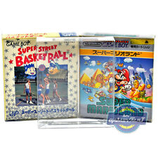 3 x Japanese Game Boy SMALL Game Box Protectors STRONG 0.4mm Plastic Case Japan