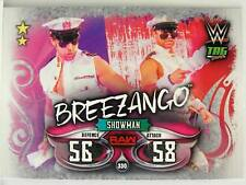 #330 breezango-Live 2018 Slam Attax
