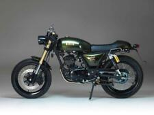 BULLIT SPIRIT 125 EFI CBS LEARNER LEGAL RETRO CAFE RACER MOTORCYCLE MOTORBIKE