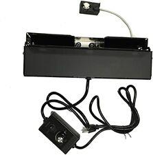 Quadrafire & Heatilator BK-ACC Blower Fan Kit W/Rheostat & Temp Sensor, OEM