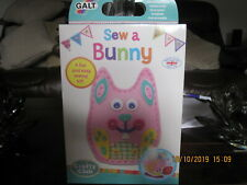 Galt SEW A BUNNY Kids Art Craft Toy new/sealed ideal stocking filler