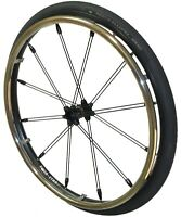 "Twin-Star Exchange 1 paar Rollstuhlräder 24"" 12,7 mm"