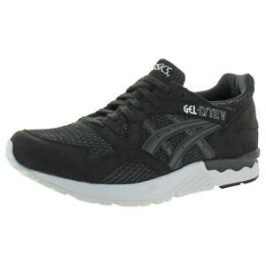 ASICS Tiger Mens Gel-Lyte V Black Running Shoes 11.5 Medium (D) BHFO 5859