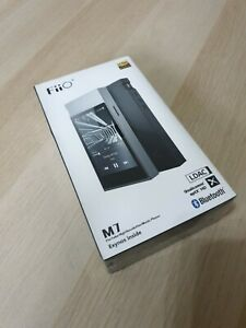 FiiO M7 Portable Hi-Res Bluetooth Lossless Audio Player/FM Radio (Black) **NEW**