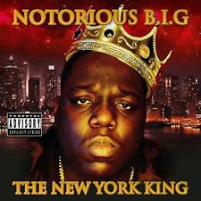 Notorious B.I.G - The New York King [CD]
