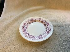 Wedgwood of Etruria & Barlaston OLD VINE PURPLE Bread and Butter plate
