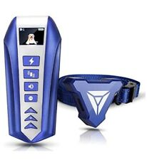 Colorful Screen Dog Training Collar With Remote, Rechargeable and Waterproof Dog