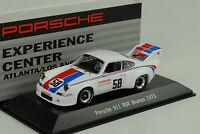 1973 Porsche 911 RSR # 58 Brumos Experience Center Atlanta 1:43 Spark Museum
