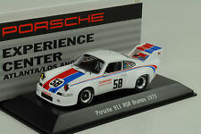 1973 Porsche 911 RSR # 58 Brumos Experiencia Centro Atlanta 1:43 Spark Museo