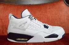 9/10 Cond. Nike Air Jordan 4 IV Retro Columbia Legend Blue Size 12 314254 107