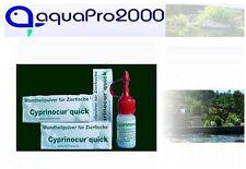 Cyprinocur quick 5 g Wundheilpulver - f. Teichfisch Teichfilter