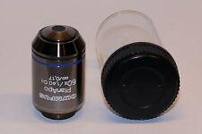 Olympus Planapo 60X/1.40 ∞/0.17 Oil Microscope Objective; Amazing Optics