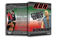 Official ROH Straight Shootin' With Konnan (Pre-Owned)