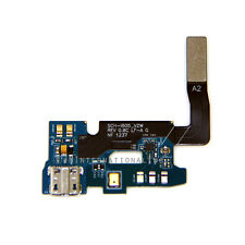 Samsung Galaxy Note 2 SCH-i605 Verizon USB Charging Port Microphone Flex Cable