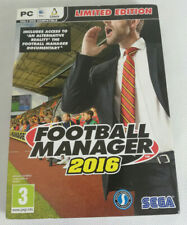 Football Manager 2016 (PC DVD) Used