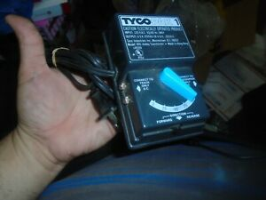 Vintage Tyco HO Scale Power Pak 1 Hobby Transformer Model 895 Tested