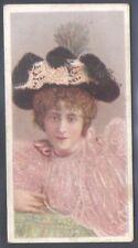 More details for lambert & butler-beauties (hol)-#01- rare card!!!