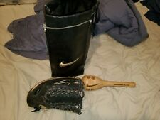 "Nike Diamond Elite Por 12.75""  DNP OF Baseball Glove RHT w Bag and Mallet!!!"