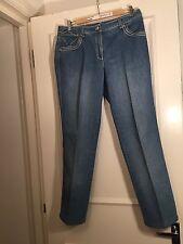 Authentic ESCADA Women's Denim Jeans Size 40