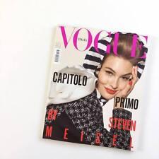 VOGUE Magazine ITALIA JuLly2017 Grace Elizabeth FREE BAMBINI Magazine SEALED