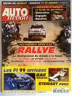 AUTO HEBDO 1170 du 13/1/1999; Numéro Spécial Rallye/ Bar Supertec/ Srewart Ford