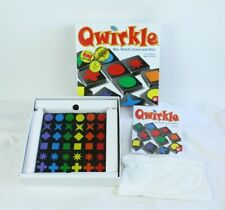 Qwirkle Mensa Select Parents Choice MindWare Tile Board Game SHPS NXT DAY SEALED